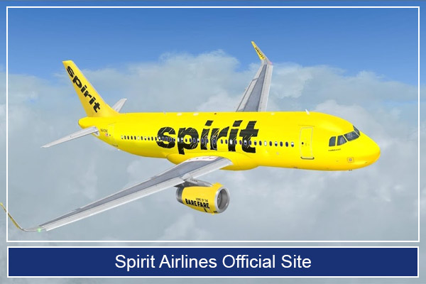 Spirit-Airlines-OfficialSite