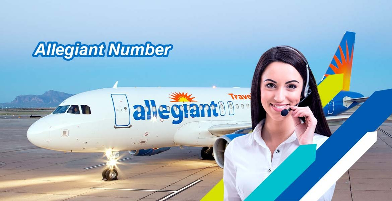 allegiant contact number