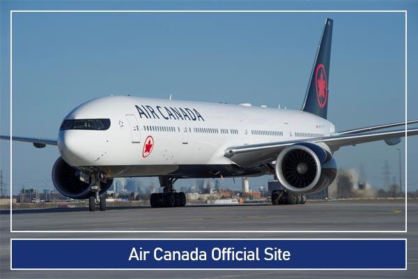 Air Canada Official Sites