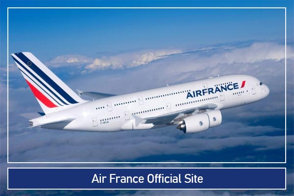 Air France Official Sites