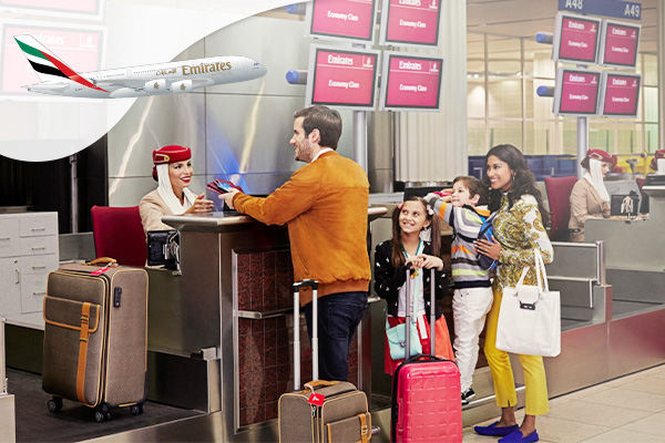 Emirates Airlines Check-in