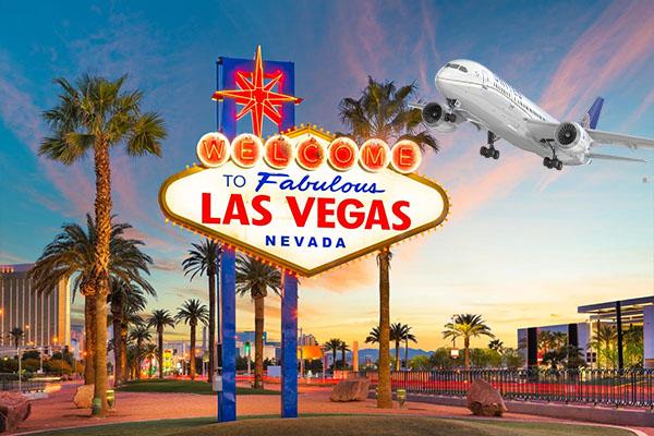 United Flights To Vegas